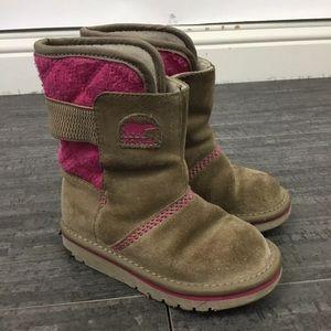 Sorel Campus Girls winter boots